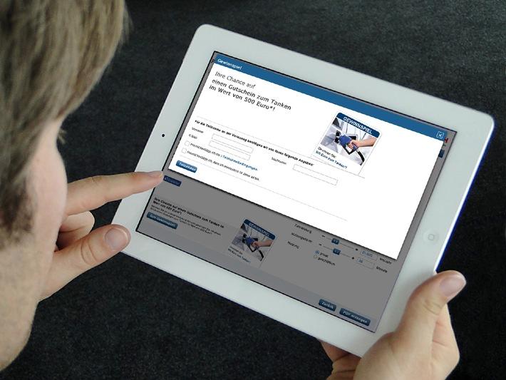Autos vergleichen - Gutschein gewinnen / Bosch verlost drei Mal 500 Euro zum Tanken