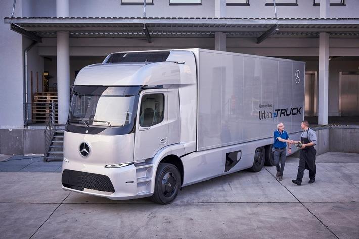 Daimler Trucks e Mercedes-Benz Vans al Salone dei Veicoli Industriali (IAA) 2016
