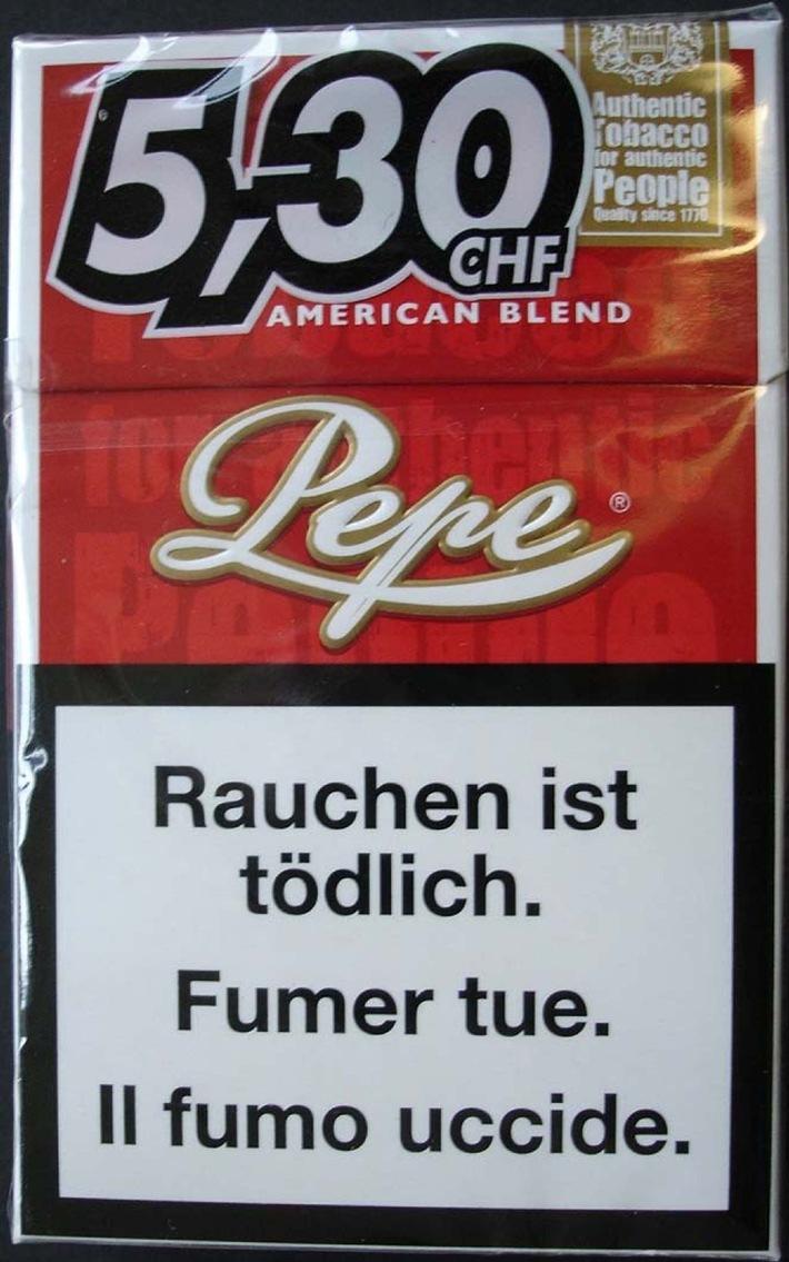 k kiosk: Pepe neu lanciert - authentischer Geschmack zum gleichen Preis