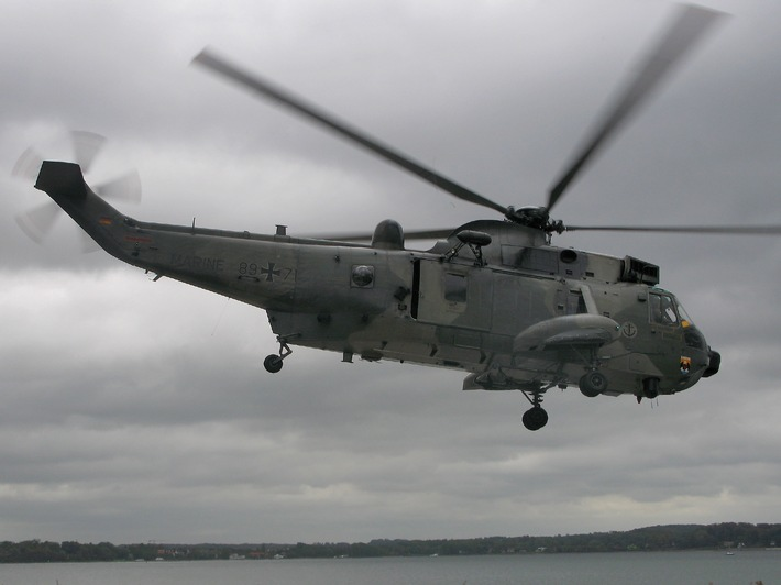 Deutsche Marine - Pressemeldung (Feature): Immer in Alarmbereitschaft - Die Marineflieger im Rettungsdienst