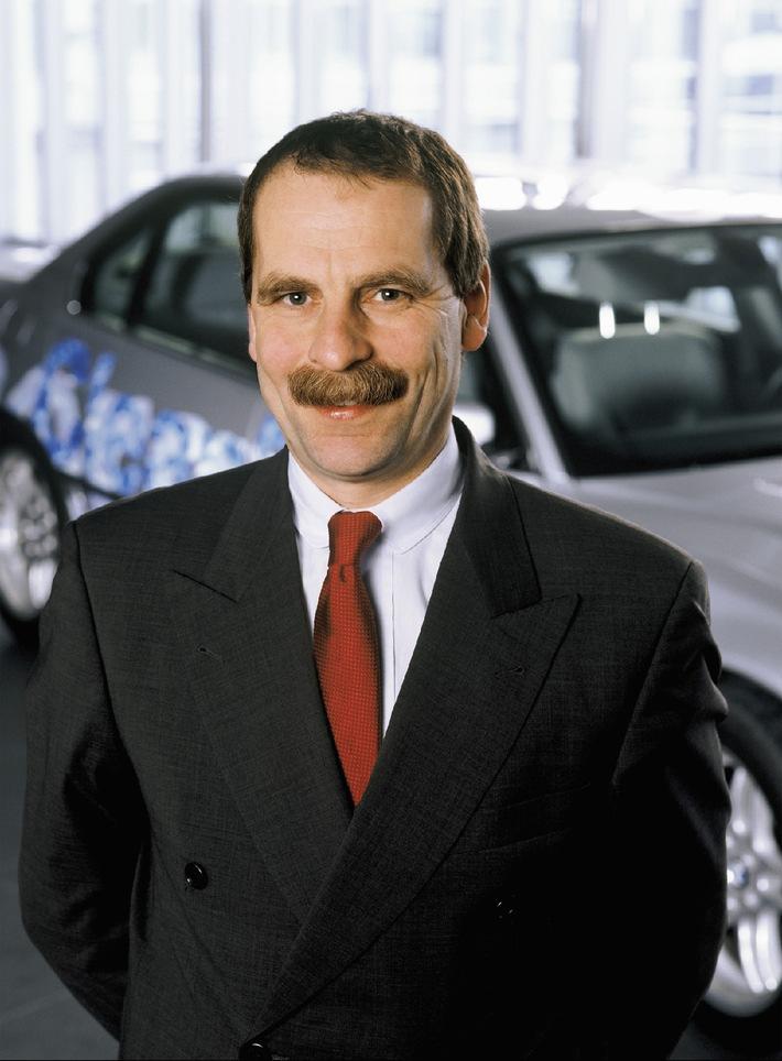 """McKinsey-Studie """"Innovationskompass 2001"""" bestätigt das Management-Konzept der BMW Group im Bereich CleanEnergy"""