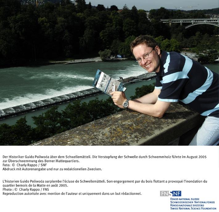 SNF: Bild des Monats Juli 2007: Lernen aus historischen  Naturkatastrophen