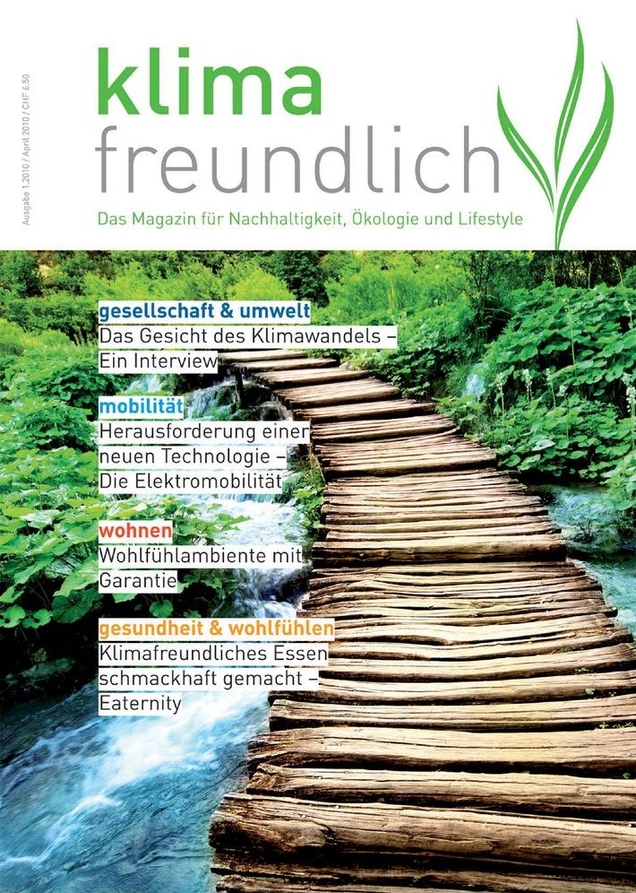 """""""klimafreundlich-magazin"""": Anregend und informativ für einen zeitgerechten und ökologischen Lebensstil"""