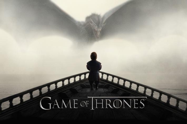 """Der große TV-Event: RTL II zeigt die ersten vier Staffeln von """"Game Of Thrones"""""""