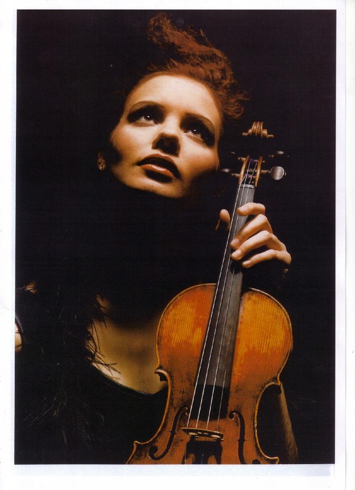 Geigen-Solistin Deborah Marchetti: Erfahrungen in Japan - Der Konzertsaal war jedes einzelne Mal ausverkauft