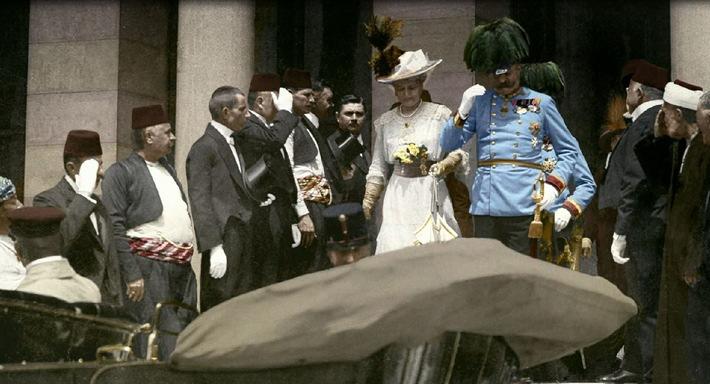 Sechs Millionen Zuschauer in Frankreich: Doku-Sensation zeigt den Ersten Weltkrieg in Ton und Farbe