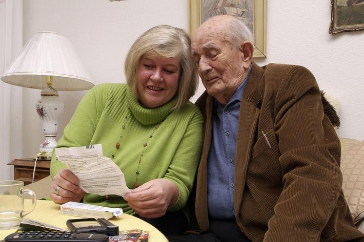 Ältere Singles leben gefährlicher