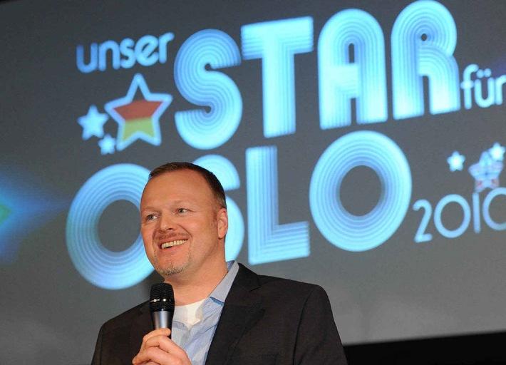 Wer singt für Deutschland? Stefan Raab sucht ab Dienstag den deutschen Beitrag zum Eurovision Song Contest
