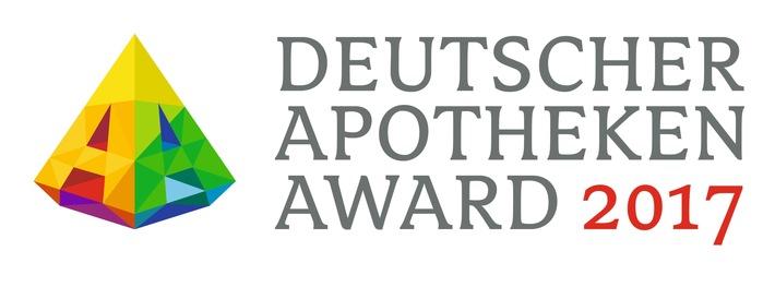 Deutscher Apotheken-Award 2017 in drei Kategorien ausgeschrieben