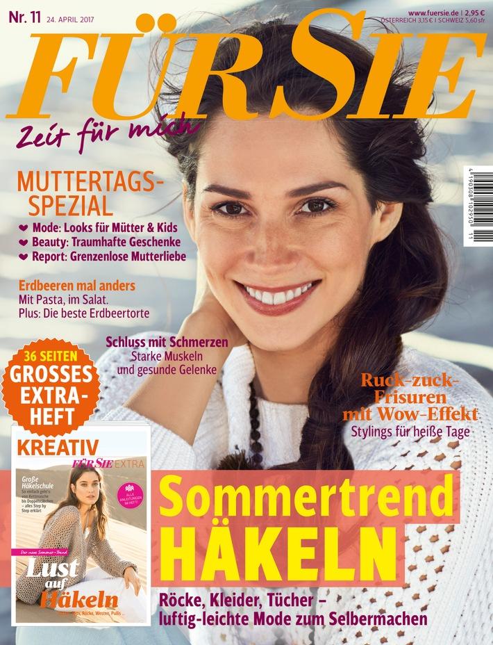 """Schauspieler Wotan Wilke Möhring im Exklusiv-Interview mit der FÜR SIE: """"Die Hälfte ist geschafft!"""""""