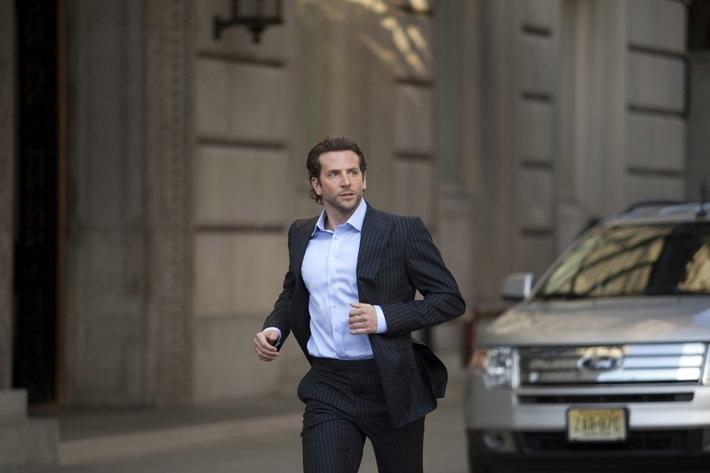 """Spannender Thriller mit Bradley Cooper: RTL II zeigt """"Ohne Limit"""""""