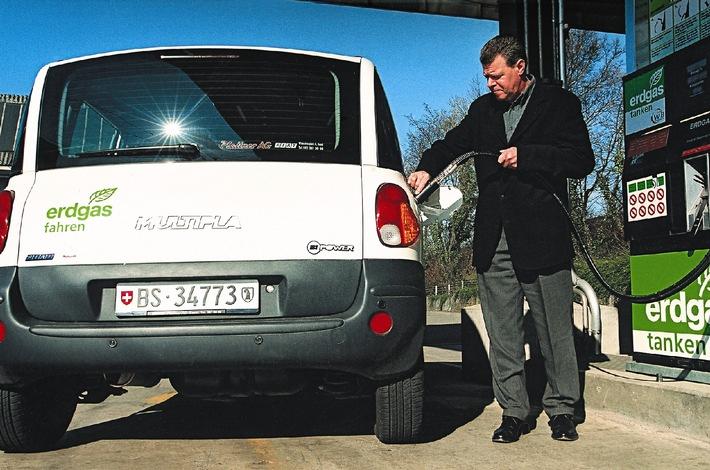 Ménager l'environnement grâce au gaz carburant - Coopération biogaz-gaz naturel
