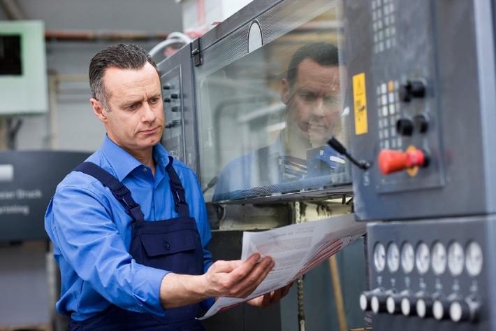 Integrierter Versicherungsschutz für Industriebetriebe