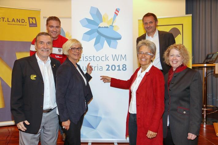 Eisstock WM 2018 in Amstetten und Winklarn