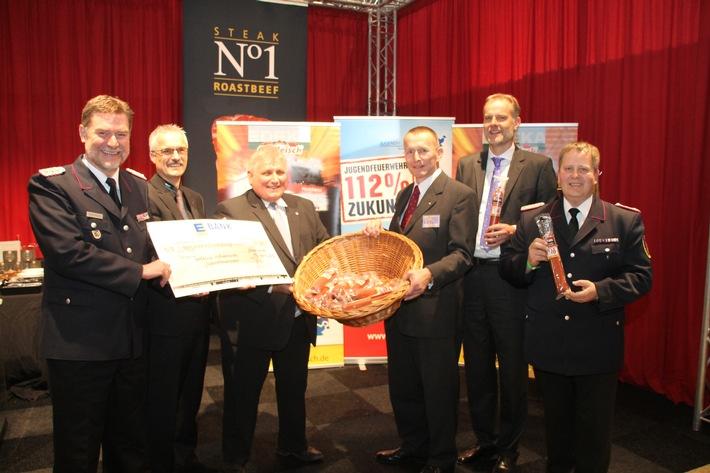 FW-LFVSH: Es geht um die Wurst: 71.000 Euro für die Feuerwehren