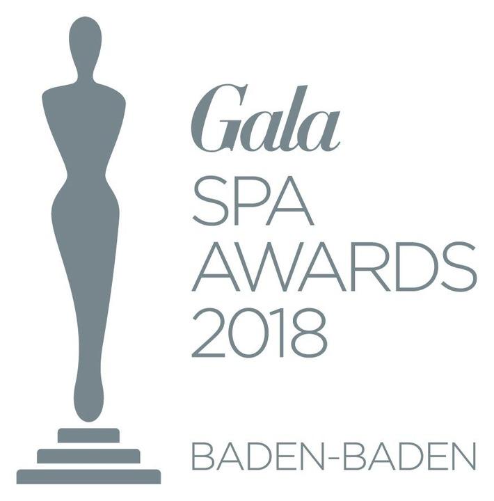 GALA SPA AWARDS 2018