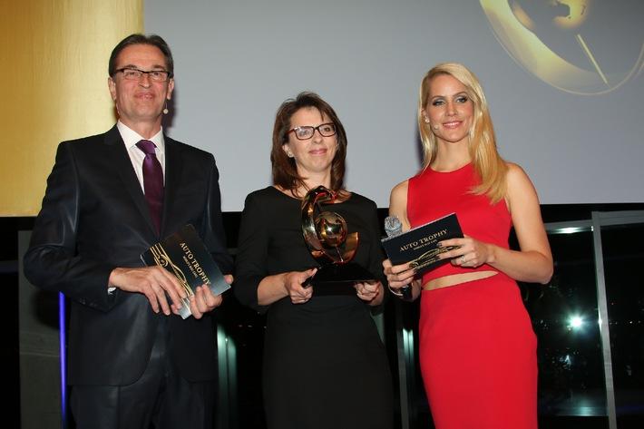 Leser wählen SKODA bei der ,Auto Trophy' zur besten Importmarke in Deutschland
