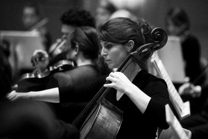 SJSO Schweizer Jugend-Sinfonie Orchester - die jungen Musiktalente auf Frühjahrstournee