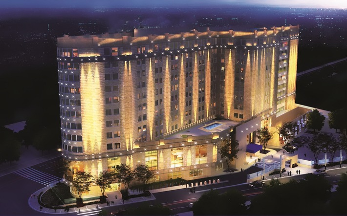 """press release: """"Official Opening Ceremony at the Steigenberger Hotel El Tahrir in Cairo"""""""