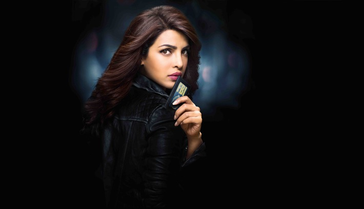 """Merken Sie sich diesen Namen: Priyanka Chopra erobert Deutschland in der neuen US-Serie """"Quantico"""" ab 27. Juli auf ProSieben"""