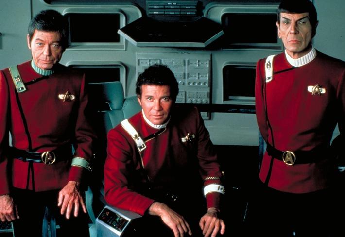 """""""Lebt lang und in Frieden"""": kabel eins feiert 50 Jahre """"Star Trek"""" mit galaktischer Kinonacht vom 7. auf den 8. September 2016"""