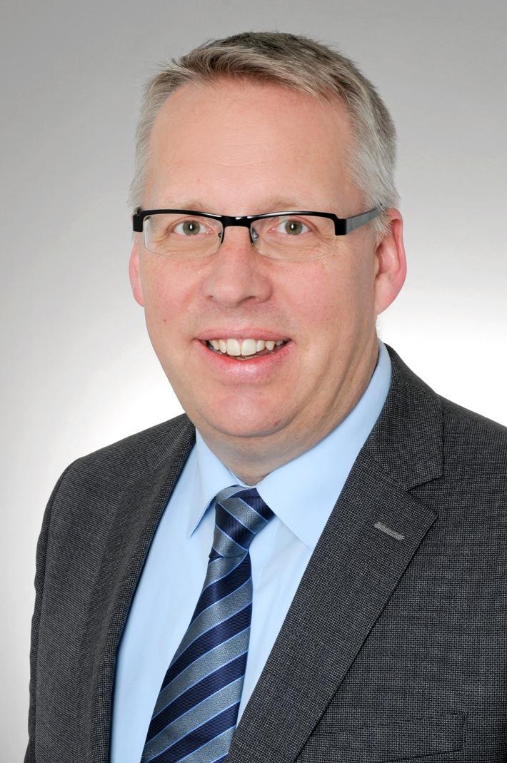 Alex Friedl wird neuer Leiter Leistungen und Kundenberatung von Sanitas