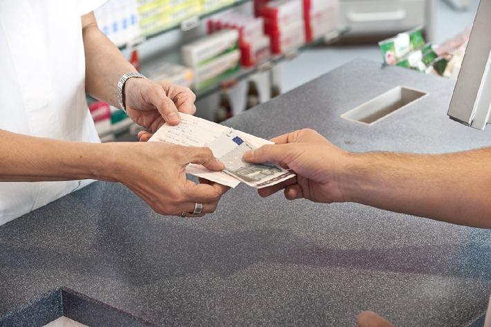 Zuzahlungsbefreiungen für 2015 neu beantragen