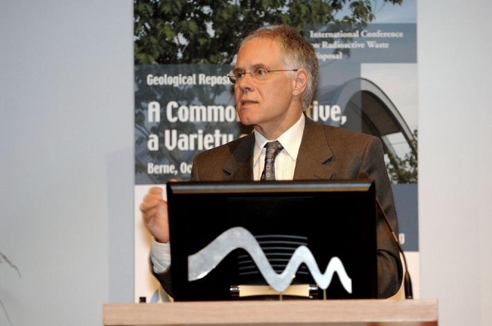 Internationale Tagung ICGR'07 in Bern