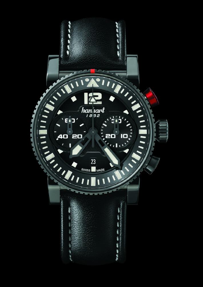 Hanhart lance la collection exclusive de chronographes Primus