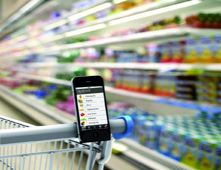 comparis.ch lanciert elektronische Einkaufsliste inklusive Aktionenfinder - 400 Millionen Postizettel im Jahr 2010