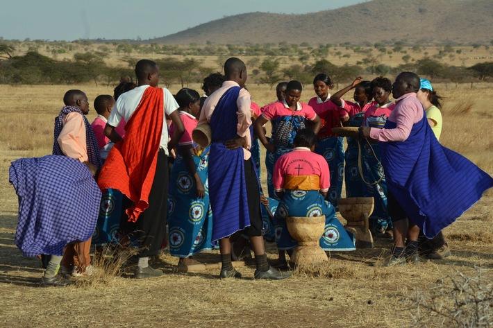 Von Wittenberg nach Tansania: 3sat auf den Spuren Martin Luthers