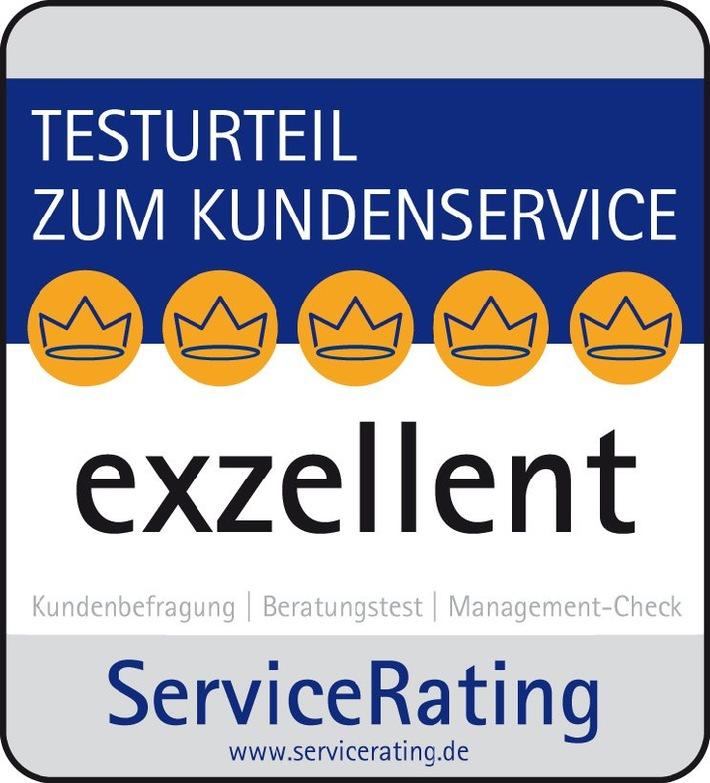 """Deutsche Vermögensberatung (DVAG): Gütesiegel """"exzellent"""" im Service-Rating"""