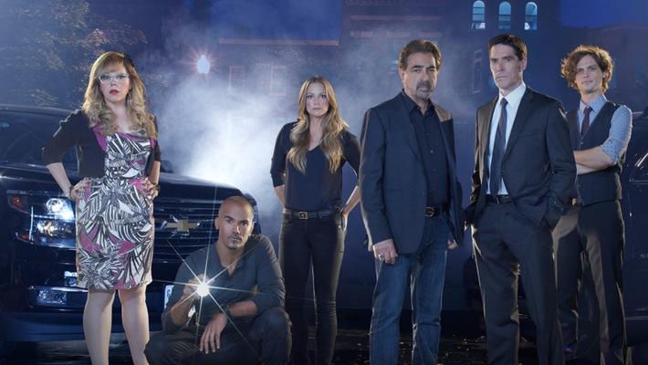 """Ein letztes Mal mit Hotchner: Neue Folgen von """"Criminal Minds"""" ab 15. September 2016 in SAT.1"""