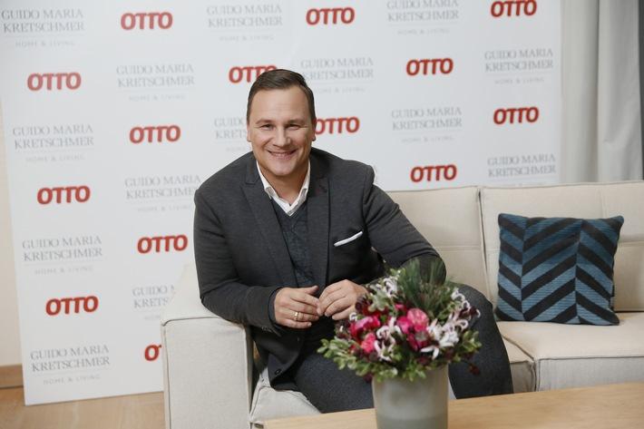 Guido Maria Kretschmer designt und entwickelt erste eigene Interior-Linie für OTTO
