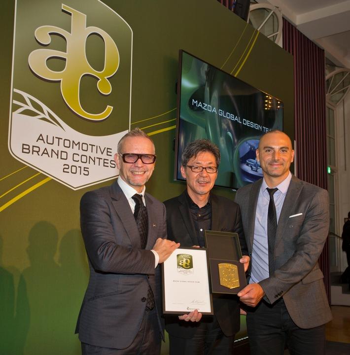 Mazda Global Design Team = Team of the Year