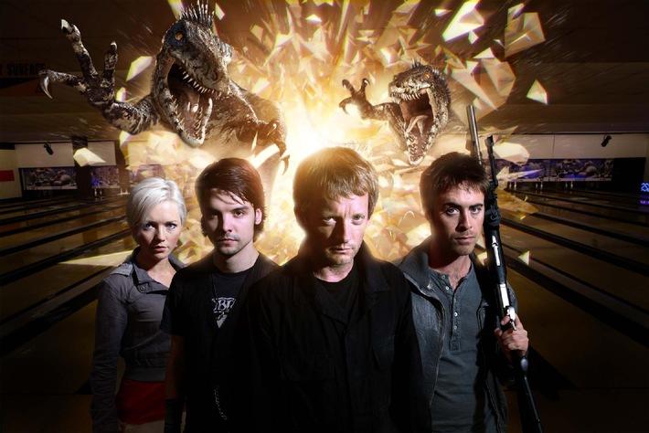 """Monster-Hit, die Zweite! Neue Staffel von """"Primeval"""" auf ProSieben"""