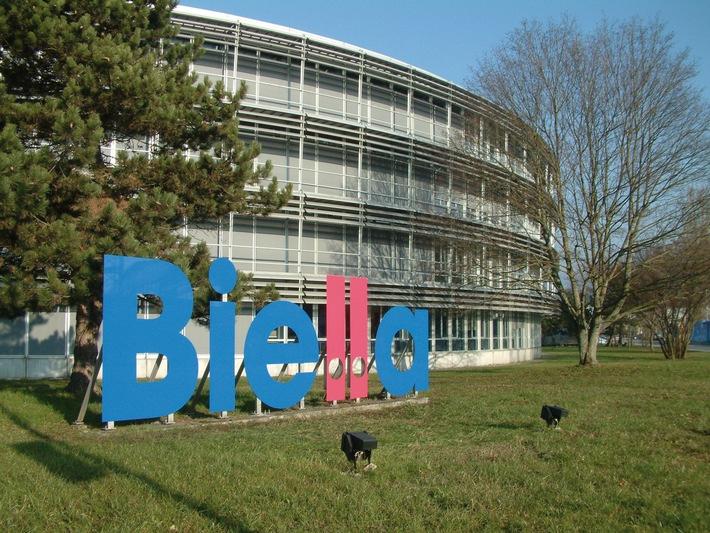 Biella verbindet bei Dokumenten physische und digitale Welt