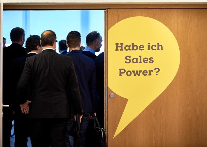 Erste Sales Power Fachkonferenz