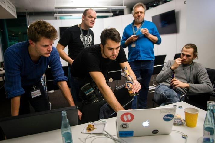 Raus aus der Bubble: Erster dpa-Hackathon mit bemerkenswerten Ergebnissen