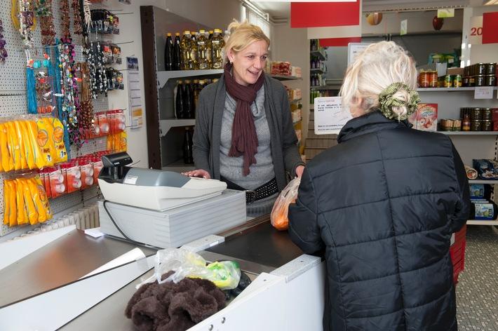 Offres très bon marché pour les personnes touchées par la pauvreté / Le chiffre d'affaires des Épiceries Caritas augmente de 6 %