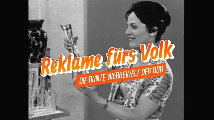 """""""Reklame fürs Volk"""": ZDFinfo-Doku über die bunte Werbewelt der DDR"""