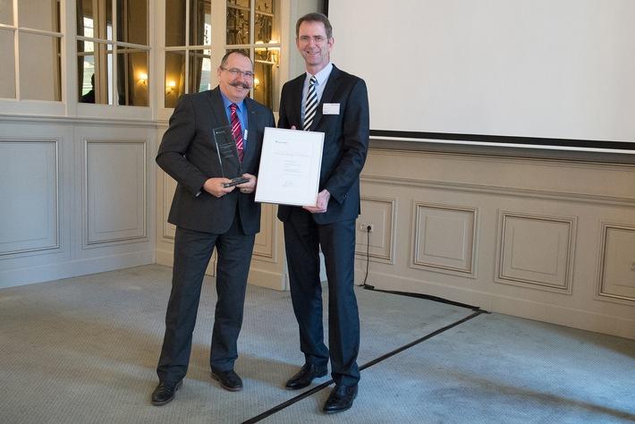 Fraunhofer Auszeichnung: Herausragendes Technologiemanagment bei 3M / Europaweite Studie zum Technologiemanagement in Unternehmen