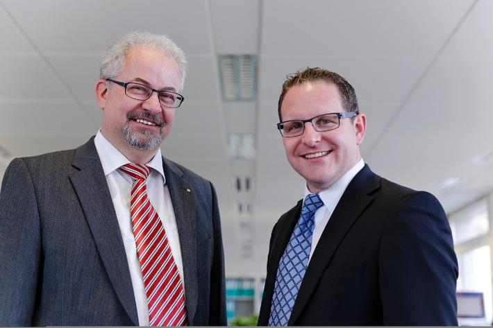 Philippe Ramseier wird CEO bei Hauser Steuerungstechnik / Erfolgreiche Nachfolgeregelung bei Hauser Steuerungstechnik AG in Wohlen