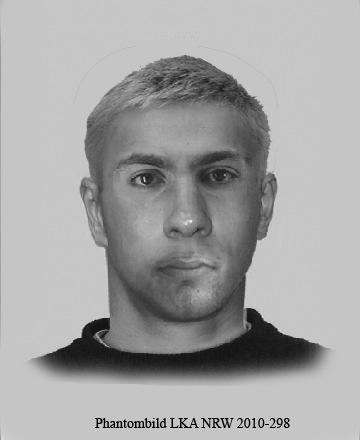 POL-REK: Polizei sucht Täter nach Überfall auf zwölfjähriges Mädchen mit einem Phantomfoto - Hürth-Altstädten/Burbach
