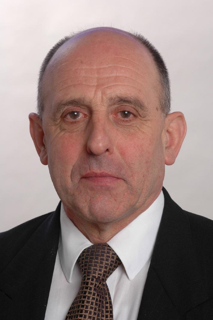 Le professeur Franz Hasenböhler conseiller juridique chez KPMG Legal