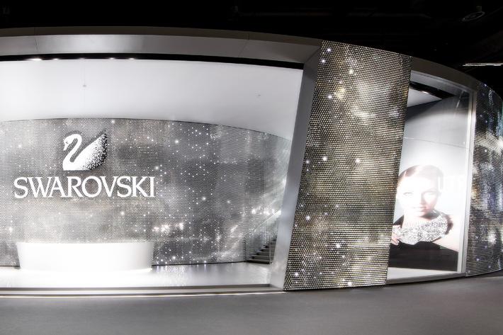 Swarovski gewinnt Red Dot Product Design und Xaver Award