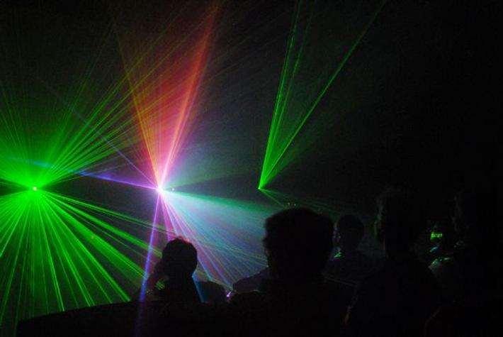 Sommer-Eventwoche im Technorama: Farbtöne hören, Tonfarben sehen