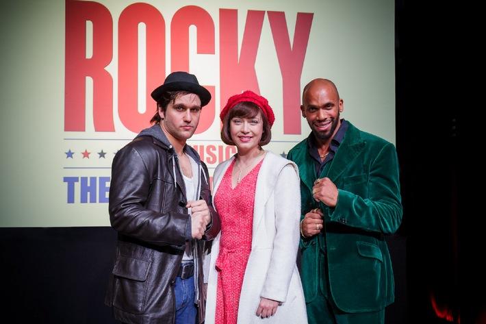 ROCKY - Das Musical ab Herbst 2015 in Stuttgart