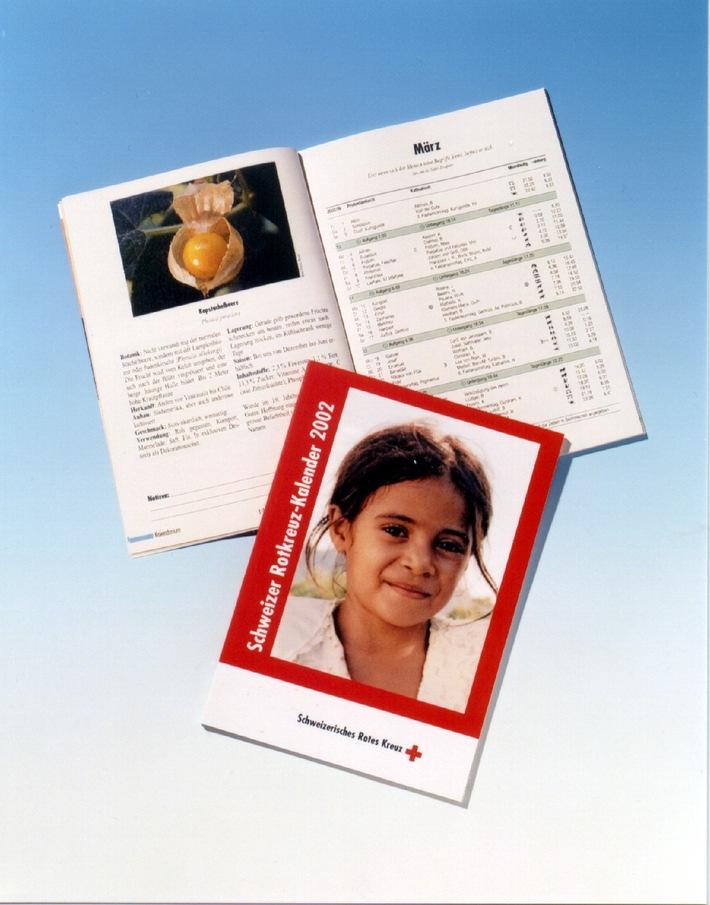 Aktuell: Der Schweizer Rotkreuz-Kalender 2002