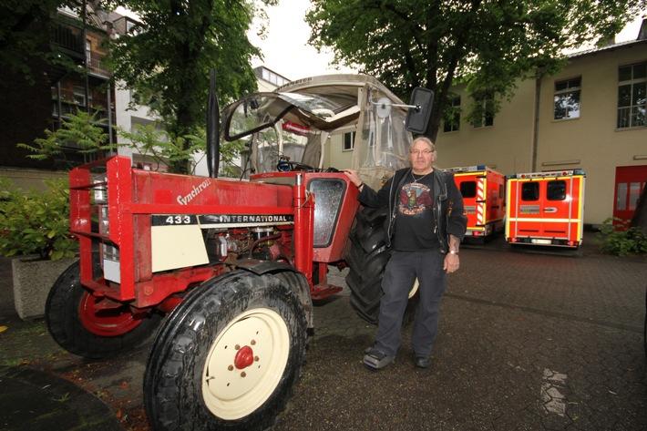 FW-D: 120 pensionierte Feuerwehrleute folgten der alljährlichen Einladung